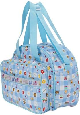 BornBabyKids Multi Utility Nursery Messenger Diaper bag Shoulder Bag
