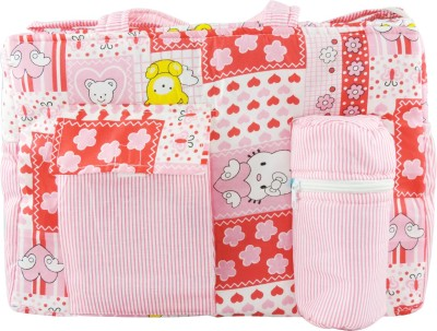 Ole Baby Big Multi-Utility Joyful Print Tote Diaper Bag