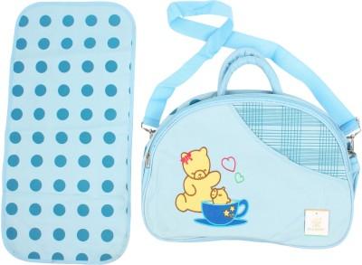 Ole Baby Attractive Applique Multipurpose Nursery Bag