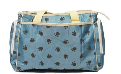 Kiwi Paw Prints Shoulder Diaper Bag