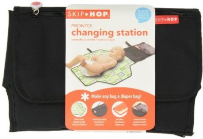 Skip Hop Pronto Changer Diaper Bag Diaper Bag