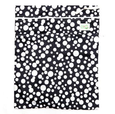 Eco Baby Polka Fusion WB Diaper Bags
