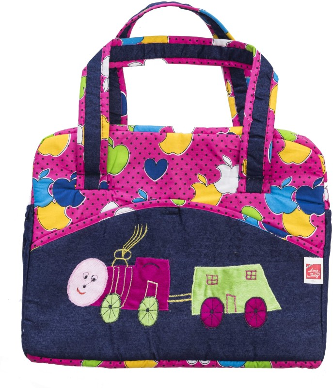Love Baby Transport Diaper Bag(Pink)