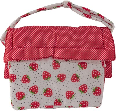 Love Baby DBB08 Red Diaper bag