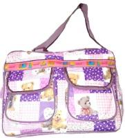 Navigator Outing Mama Tote Diaper Bags(Purple)