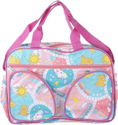 A Baby Multi Utility Nursery Messenger Diaper Bag