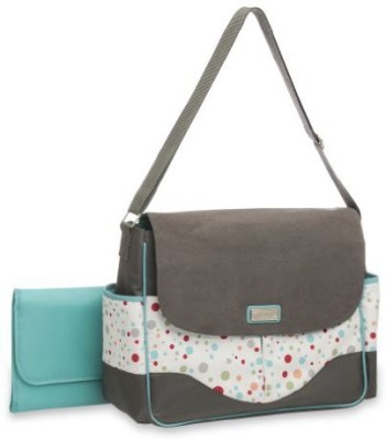 Graco Tinker Collection Flap Messenger Diaper Bag Diaper Bag