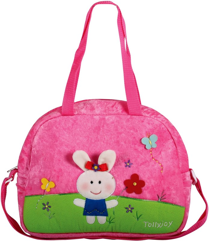 Tollyjoy Nursery Bag-Rabbit Tote Diaper Bag(Pink)