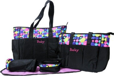 BornBabyKids Diaper / Mother Bag Shoulder diaper Bag