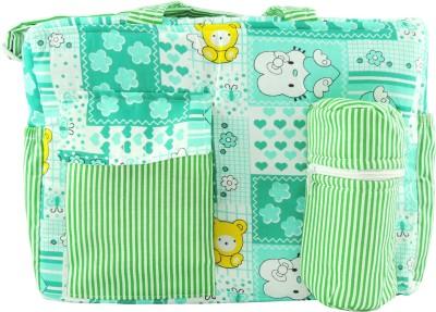 Ole Baby Big Multi-Utility Little Hearts Joy Print Tote Diaper Bag