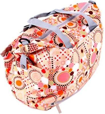 ILOVEBABY Polka Dot Deluxe Designer Diaper Tote Bag Tote Diaper Bag(Multicolor)