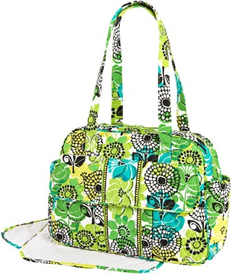 Vera Bradley Make a Change Baby Bag Diaper Bag