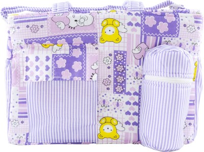 Ole Baby Big Multi-Utility Little Hearts Cute Print Tote Diaper Bag