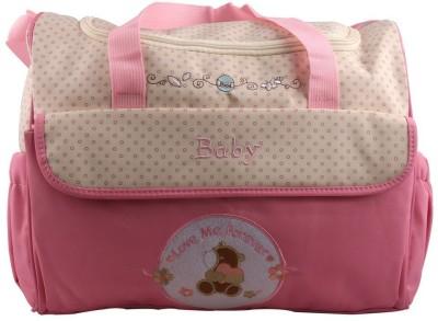 Tinny Tots BAG-CHN-1-pink mother bag