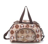 Navigator Mama Choice-01 Tote Bag(Brown)