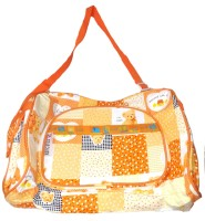 Navigator Outing Mama Messenger Diaper Bag(Orange)