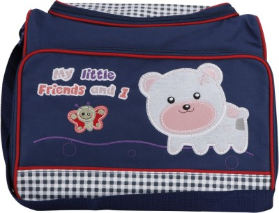 Buds N Blossoms Butterfly Shoulder Diaper Bag