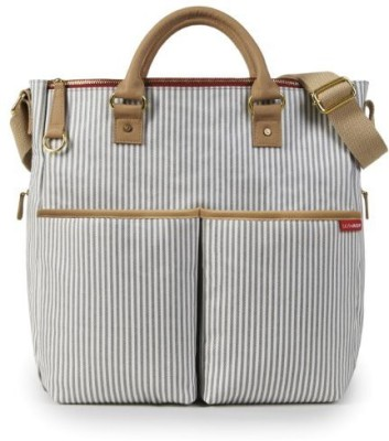 Skip Hop Duo Special Edition Diaper Bag - French Stripe Diaper Bag