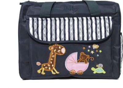 Kiwi Embroidery Shoulder Diaper Bag