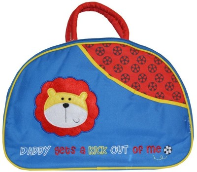 Baby bucket Lion Embroidery Diaper Bag