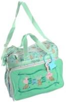 Mee Mee Outing Mama Nursery Shoulder Diaper Bag(Green)