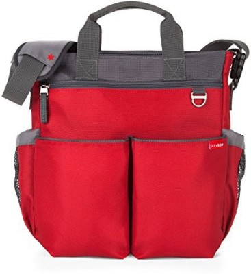 Skip Hop Duo Diaper Bag - Signature Red Diaper Bag