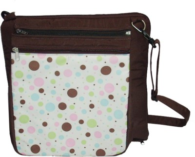 My Milestones Park Foldable Play Mat Sling Diaper Bag