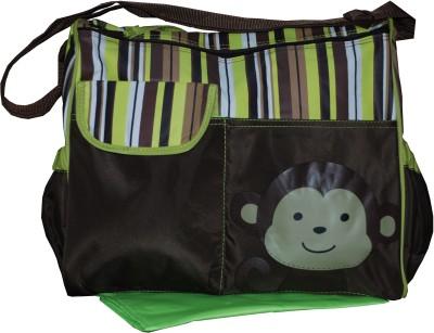 Abracadabra Abracadabra -Monkey Diaper Bag