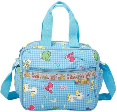MeeMee Multi Functional Nursery Bag(Blue)