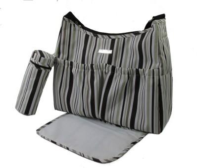 My Milestones Swift Messenger Diaper Bag
