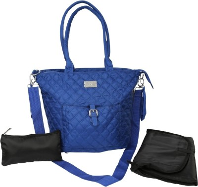 Mom & Me Fashion Messenger Diaper Bag
