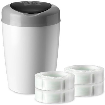 Tommee Tippee 555215 Diaper Disposal Bin(18 Diapers)