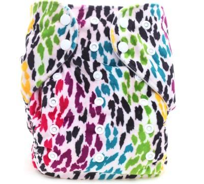 Eco Baby Soft Pocket Cloth Diaper - Free Size