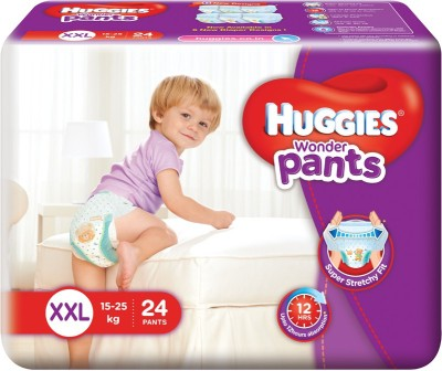 Huggies Wonder Pants - XXL(24 Pieces)