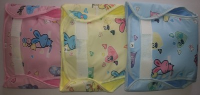 Love Baby 634 Plastic Pocket Diaper - Large