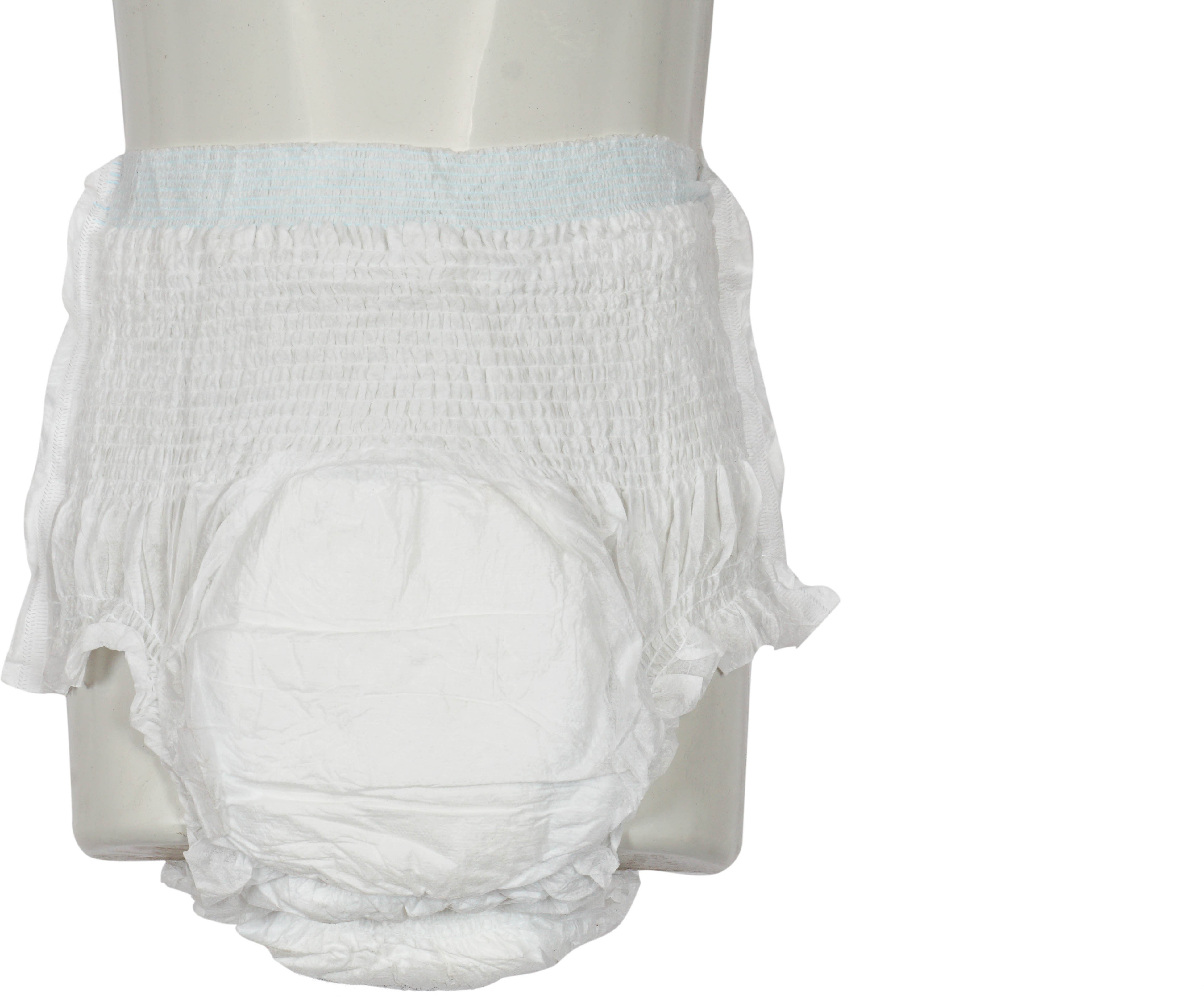 4Best Adult Pull Up Diaper - XL(10 Pieces)