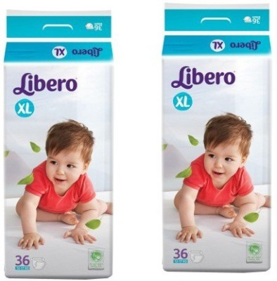 Libero Open Diapers - Extra Large