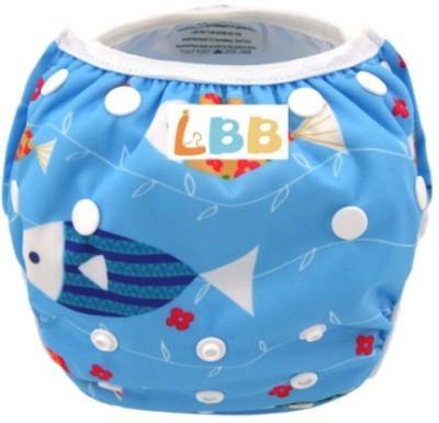 LBB One Size Reuseable Washable Swim Diaper - M(1 Pieces)