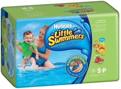 Baby Bucket Huggies little swimmers - Small