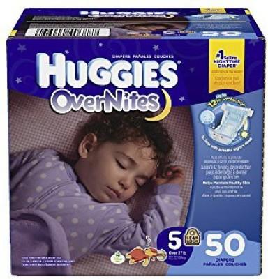 Huggies Overnites Diapers - Medium