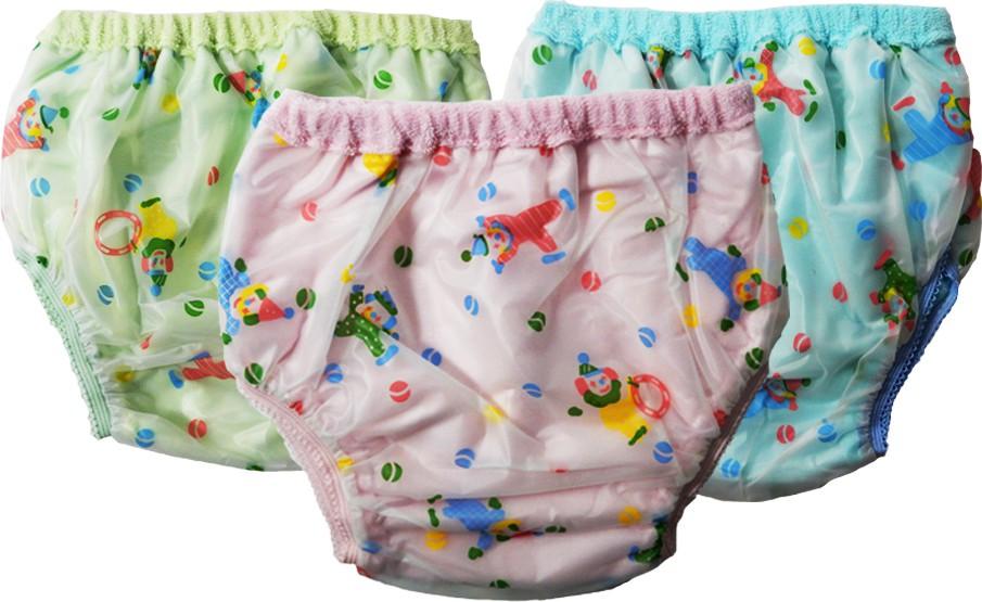 Crack4Deal Washable Diaper-5 - L(3 Pieces)