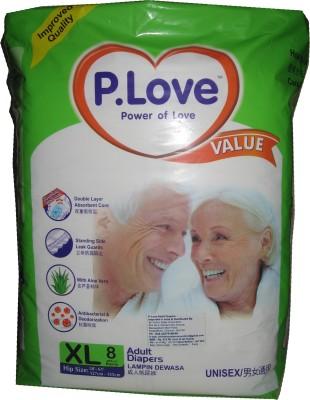 P-Love Adult Diaper - XL