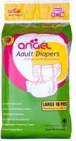 Angel Disposable Adult Diaper - L(10 Pieces)