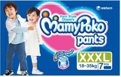 Mamy Poko Pants - XXXL(7 Pieces)