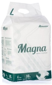 Romsons Magna Adult Diapers - Large