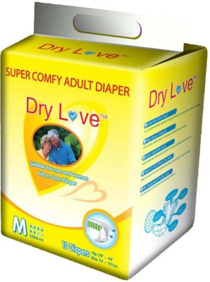 Dry Love Adult diaper - large