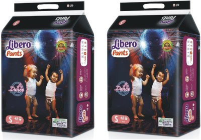 Libero Pants - Small 48 Pieces Pack of 2