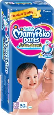 Mamy Poko Pants - XL(30 Pieces)