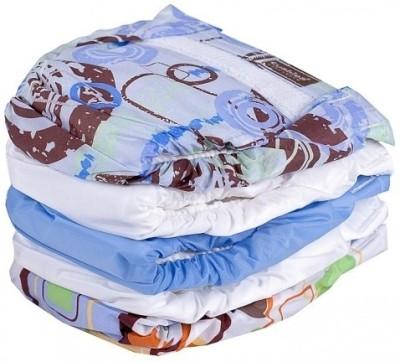 Kushies Ultra-Lite Diaper 5 Pack - Boys - Infant, Toddler