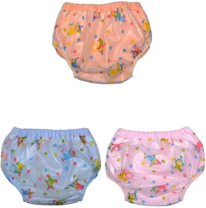 Carter's Baby Water Proof Diaper Set-3 - M(3 Pieces)